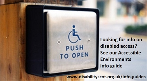 Guide to accessible environments
